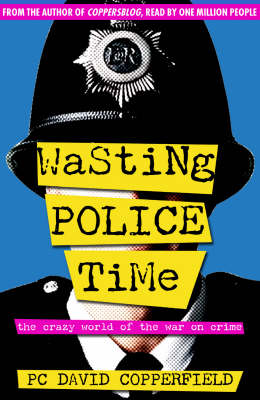 Wasting Police Time: The Crazy World of the War on Crime (Paperback)