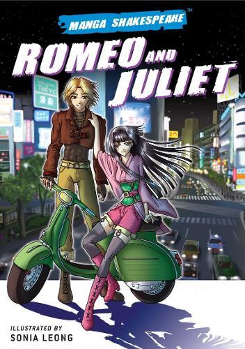 Romeo and Juliet - Manga Shakespeare (Paperback)