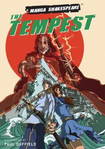 Manga Shakespeare Tempest (Paperback)