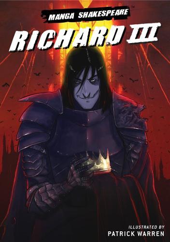 Richard III - Manga Shakespeare (Paperback)