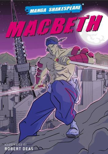 Manga Shakespeare Macbeth (Paperback)