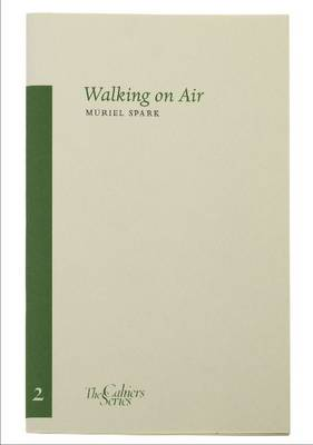 Walking on Air - The Cahier Series v. 2 (Paperback)