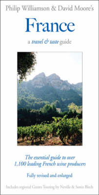 France: A Travel and Taste Guide - Travel and Taste Guide S. (Paperback)