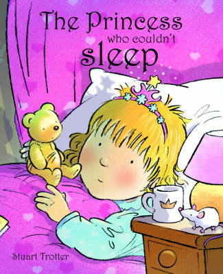 The Princess Who Couldn't Sleep (Paperback)