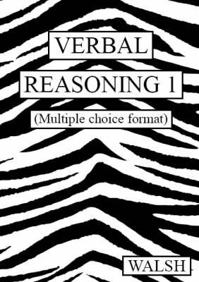 Verbal Reasoning: Multiple Choice Version bk. 1: Papers 1-4 (Paperback)