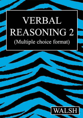 Verbal Reasoning 2 (Paperback)