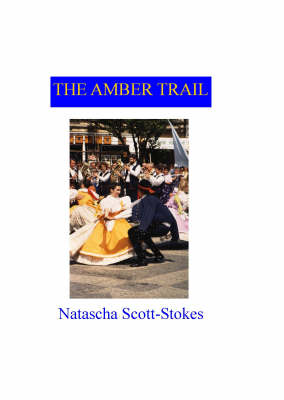 The Amber Trail: A Journey of Discovery by Bicycle Through Eastern Europe (Paperback)