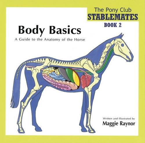 Body Basics - a Guide to the Anatomy of the Horse - Pony Club Stablemates 2 (Paperback)