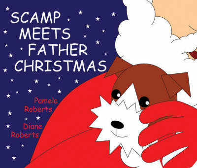 Scamp Meets Father Christmas (Paperback)