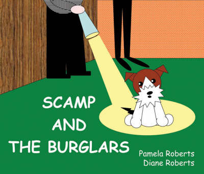 Scamp and the Burglars (Paperback)