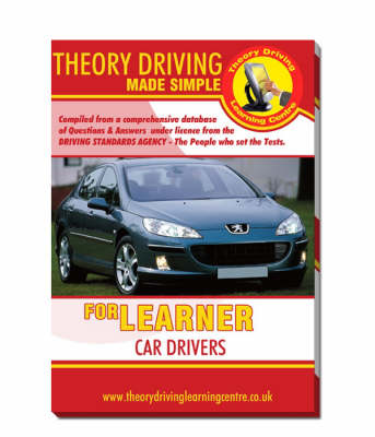 Theory Driving Made Simple for Learner Car Drivers - Theory Driving Made Simple S. (Paperback)