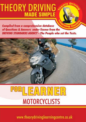 Theory Driving Made Simple for Learner Motorcyclists - Theory Driving Made Simple S. (Paperback)