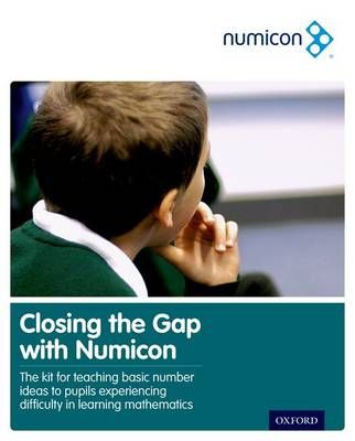 Numicon: Closing the Gap with Numicon Teaching Guide (Spiral bound)