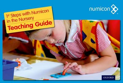 Numicon: 1st Steps in the Nursery Teaching Guide - Numicon (Spiral bound)