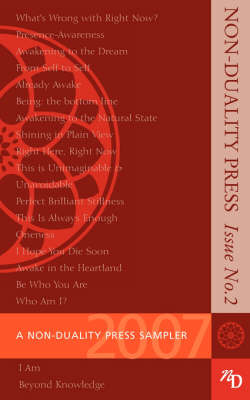 A Non-Duality Press Sampler No.2 (Paperback)