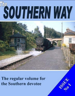 The Southern Way: Issue No. 1 (Paperback)