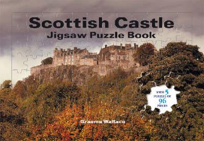 Scottish Castle Jigsaw Puzzle Book (Hardback)