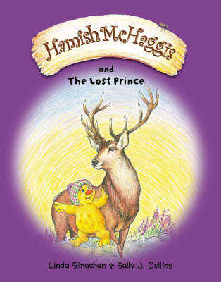 Hamish McHaggis and the Lost Prince (Paperback)