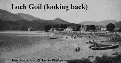 Loch Goil (looking Back) (Paperback)