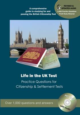 Life in the UK Test 1,000 Practice Questions and Tests