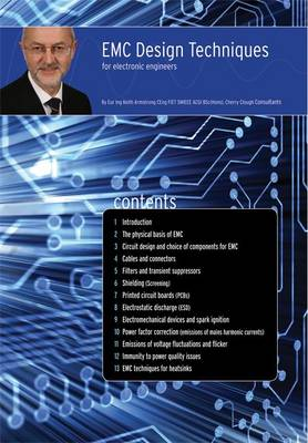 EMC Design Techniques for Electronic Engineers (Paperback)