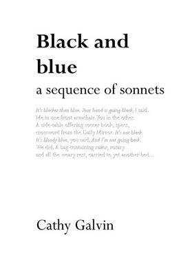 Black and Blue: A Sequence of Sonnets (Paperback)