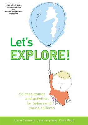 Let's Explore: Science Games and Activities for Babies and Young Children (Paperback)