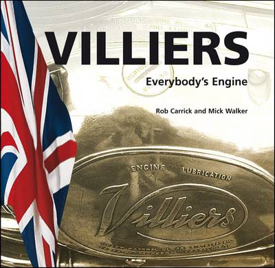Villiers Everybody's Engine (Paperback)