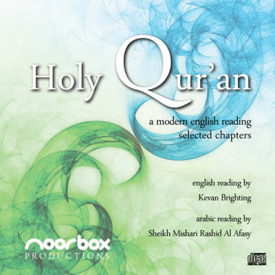 The Holy Qur'an - A Modern English Reading: Selected Chapters (CD-Audio)