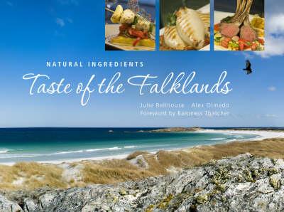 Natural Ingredients - Taste of the Falklands (Paperback)