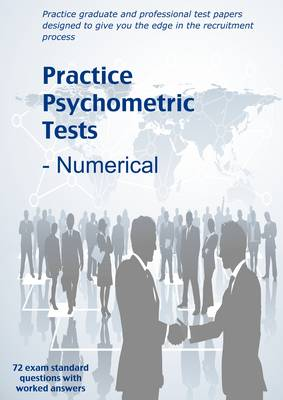 Practice Psychometric Tests - Numerical (Paperback)