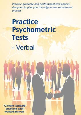 Practice Psychometric Tests - Verbal (Paperback)