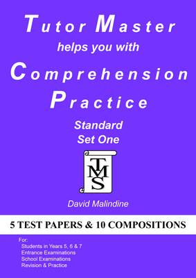 Tutor Master Helps You with Comprehension Practice: Standard Set One (Paperback)