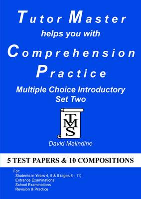 Tutor Master Helps You with Comprehension Practice - Multiple Choice Introductory Set Two (Paperback)