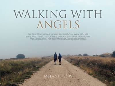 Walking with Angels: The True Story of One Woman's Inspirational Walk with Her Two Sons, Aged 12 and 16, for 33 Exceptional Days Over the Pyrenees and Across Spain for 800kms to Santiago de Compostela (Hardback)