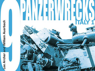 Panzerwrecks 9: Italy 1 (Paperback)