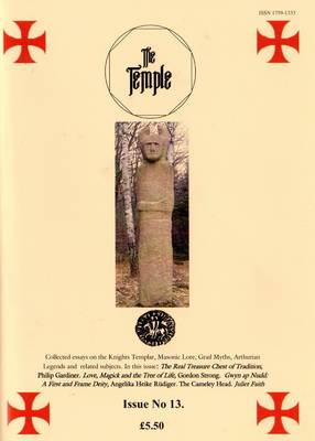 The Temple: No.13 (Paperback)