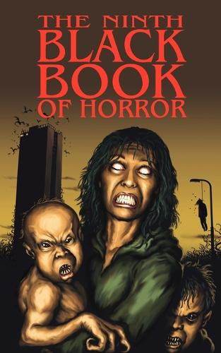 The Ninth Black Book of Horror (Paperback)