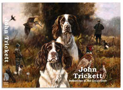 John Trickett, Reflections of the Countryside (Hardback)