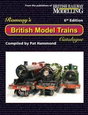 Ramsay's British Model Trains Catalogue by Pat Hammond | Waterstones