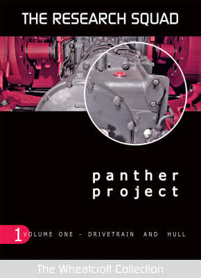 Panther Project Volume 1: Drivetrain and Hull (Paperback)