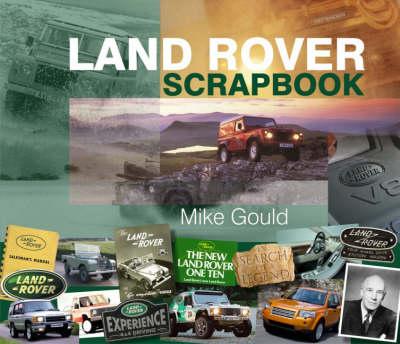 Land Rover Scrapbook - Original Scrapbook (Hardback)