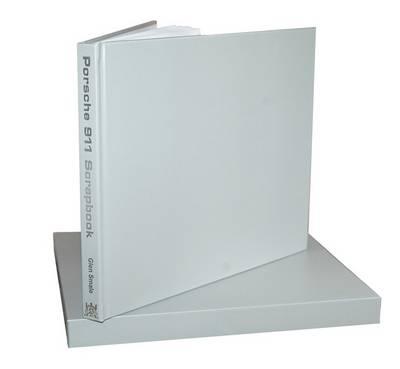 Porsche 911 Scrapbook: The Air-cooled Cars - Original Scrapbook (Leather / fine binding)