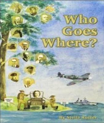 Who Goes Where? (Paperback)