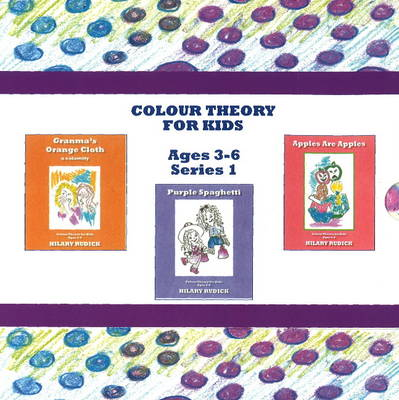 Colour Theory for Kids Set (Board book)