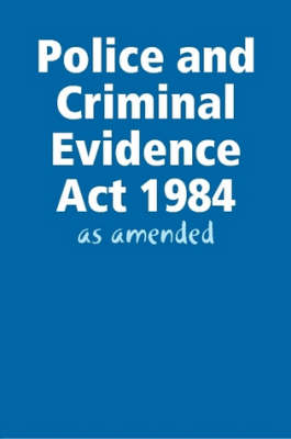 discuss advantages disadvantages of police criminal evidence act Criminal justice i  recognize the evidence-based policing era  discuss advantages and disadvantages of one-man vs two-man patrol units.