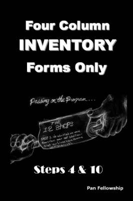Four Column Inventory - Forms Only (Paperback)