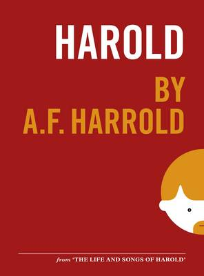Harold: From the Life and Songs of Harold (Paperback)