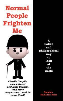 Normal People Frighten Me (Paperback)