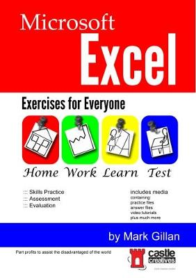 Microsoft Excel Exercises for Everyone: Learn Excel with Exercises and Video Training (Paperback)